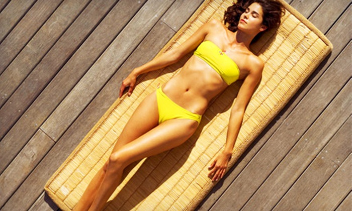 Modish Studios - Madison: One or Three Spray Tans at Modish Studios (Up to 54% Off)