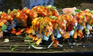 New Yotsuba: $27 for $40 Worth of Sushi and Japanese Food at New Yotsuba