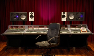 D.r.e.a.m.s. Media Groups: $450 for $999 Worth of Recording-Studio Rental — D.R.E.A.M.S. Media Groups