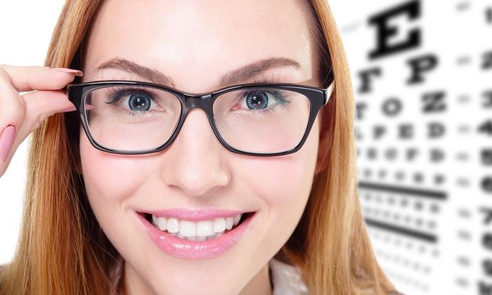 Ottica Vediamoci... - Catania: Occhiali con montatura di marca o sostituzione lenti e visita optometrica (sconto fino a 81%)