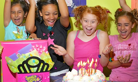 Kids' Makeovers and Parties at Sweet & Sassy - North Brunswick (Up to 43% Off). Four Options Available.