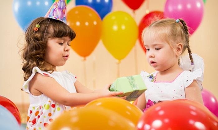 Festas e Cia - Salvador: Festas e Cia: festa infantil completa em domicílio para 50 ou 100 pessoas, a partir de 12x sem juros de R$ 58,25