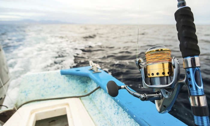 Sara-J Sportfishing Charters - Multiple Locations: Eight-Hour Fishing Charter for One or Two from Sara-J Sportfishing Charters (Up to 52% Off)