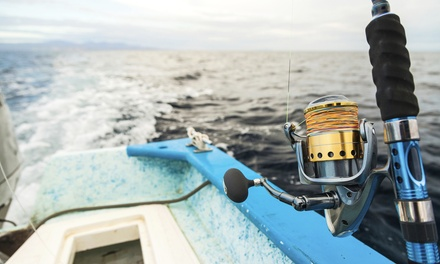 Eight-Hour Fishing Charter for One or Two from Sara-J Sportfishing Charters (Up to 49% Off)