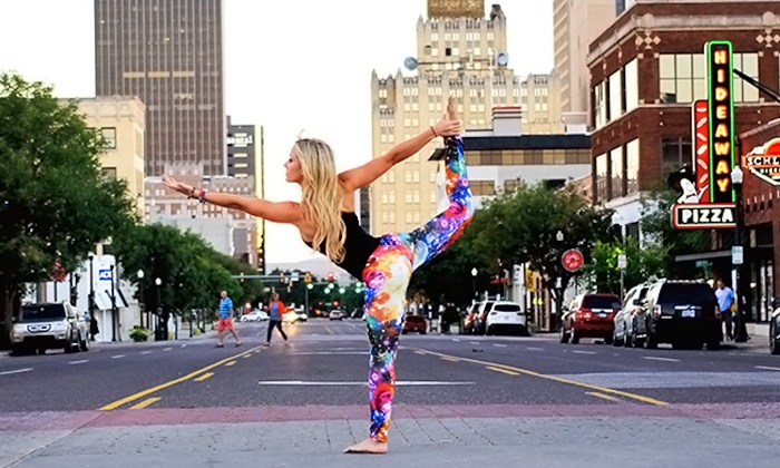 Balance Yoga Barre - Downtown Oklahoma City: One Month of Unlimited Hot Yoga, Hot Pilates, and Barre Classes at Balance Yoga Barre (Up to 68% Off)
