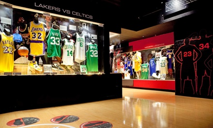 Admission for One or Two to the Score! Interactive Sports Exhibit (Up to 45% Off)