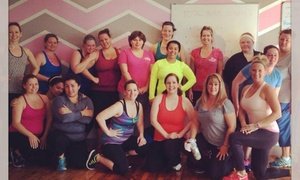 Boot-camp Diva: Four Weeks of Unlimited Boot-Camp Classes at Boot-Camp Diva (65% Off)