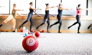Pure Barre: Two Weeks or One Month of Unlimited Barre-Fitness Classes at Pure Barre (Up to 67%Off)