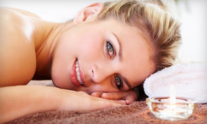 Mojan Beauty Spa & Hair - Clanton Park: Spa Package with Body Scrub, Mani-Pedi, and Facial for One or Two at Mojan Beauty Spa & Hair (Up to 60% Off)