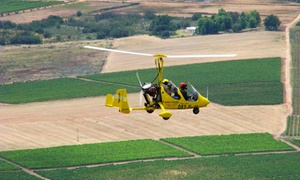 Aerosport: Introductory Gyrocopter Ride with a Pilot for One for R1 699 with Aerosport (32% Off)