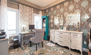 Whimsical Furnishings: Furniture or Bring Your Own Painting Class at Whimsical Furnishings (Up to 55% Off). Seven Options Available.
