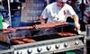 Blues, Views & BBQ Festival - Westport: $32 for Blues, Views & BBQ Festival for Two with Two Beers and Two Pulled-Pork Sandwiches ($66 Value)