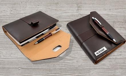 Personalised Executive Diaries Groupon Goods