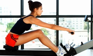 RowZone: 5 or 10 Indoor Rowing-Training Sessions at RowZone (Up to 55% Off)