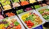 Saladworks - Heartside-Downtown: Soups, Salads, Wraps, and Sandwiches at Saladworks (Up to 40% Off). Four Options Available.