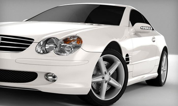Main Auto Spa - Main - Patrick Henry: Three Exterior Washes or a Complete-Detail Package at Main Auto Spa (Up to 51% Off)
