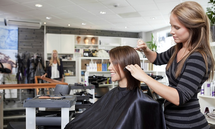 CJ the Hairstylist - Multiple Locations: $90 for $200 Groupon — CJ the Hairstylist