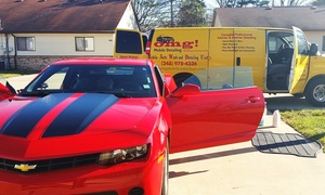 OMG Mobile Detailing: Auto Detailing or Wash at OMG Mobile Detailing (Up to 50% Off)
