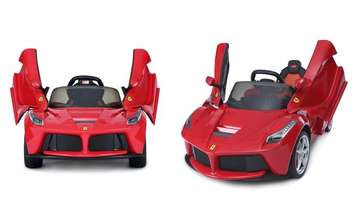 Électrique Enfant Électrique 54Voiture FerrariGroupon Électrique Enfant Jusqu'à FerrariGroupon 54Voiture Jusqu'à Jusqu'à 54Voiture CrdoexB