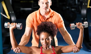 Malaika Major Personal Training: Two or Four Personal-Training Sessions at Malaika Major Personal Training (Up to 60% Off)
