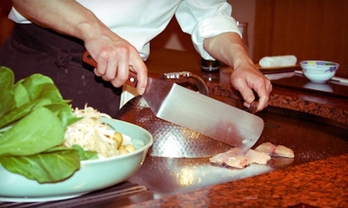 Otani Japanese Steak & Seafood - Multiple Locations: $15 for $30 Worth of Sushi and Hibachi Cuisine at Otani Japanese Steak & Seafood