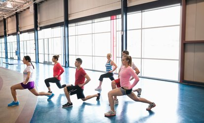 Up to 67% Off Group Fitness Classes or Personal Training