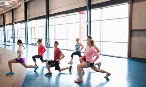 The Park Health and Fitness Gym at Cambridge Regional College: Three-Month Gym Membership With 'Insanity' Classes at The Park Health and Fitness Gym at Cambridge Regional College