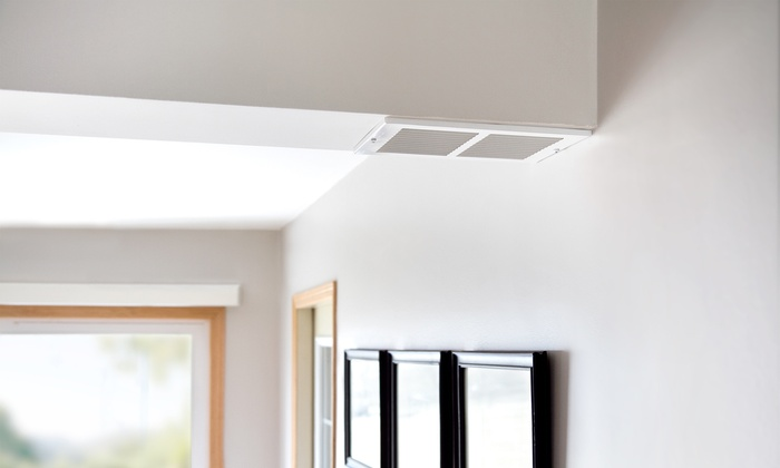Modern PURAIR - Kelowna: C$169 for Furnace and Air-Duct Cleaning for Up to 15 Vents from Modern PURAIR (C$389 Value)