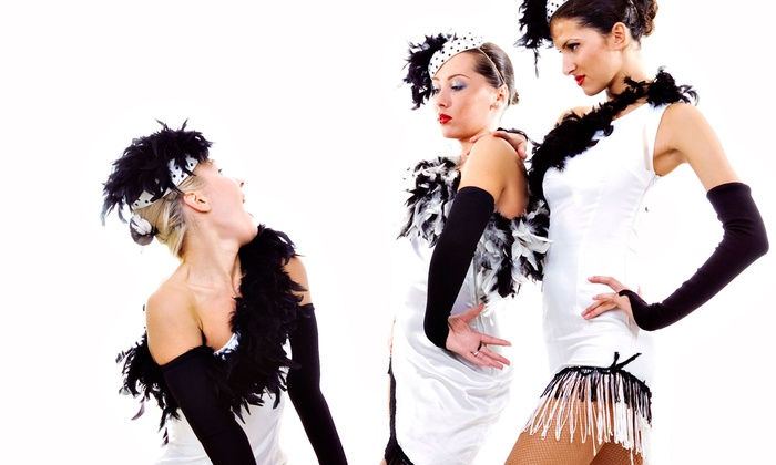 Fit and Fab Studios - Center City East: Three or Five Burlesque Dance Classes or Bachelorette Party with Burlesque Class at Fit and Fab Studios (Up to 61% Off)