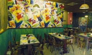 Cacau Brasil - Ristorante Brasiliano: Menu brasiliano con buffet e rodizio per 2 persone da Cacau Brasil - Ristorante Brasiliano