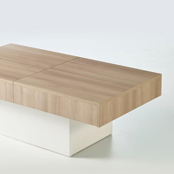 Coffee Table With Sliding Top Storage.Sliding Top Storage Coffee Table In Choice Of Colour For 79 99 With Free Delivery