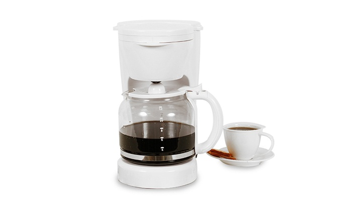 12-Cup Coffee Maker Groupon Goods