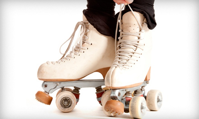 Paradise Skate Roller Rink - Antioch-Pittsburg: Roller Skating for Two or Four at Paradise Skate Roller Rink (Up to 55% Off)