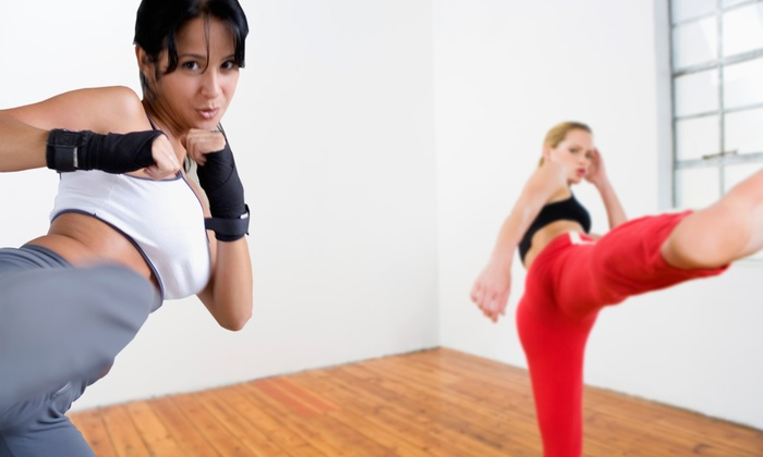Kick to Fit: $89 for an Online Kickboxing-Instructor Certification Course from Kick 2 Fit ($299 Value)