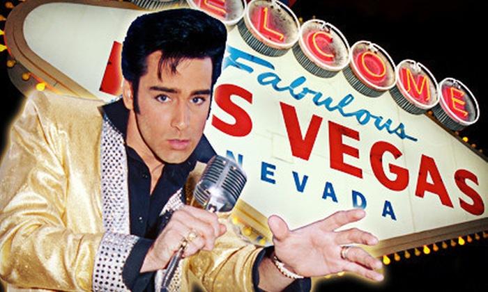 """Spirit of the King"": Elvis Birthday Concert Featuring Steve Connolly - Berklee Performance Center: ""Spirit of the King: Elvis Birthday Concert"" Featuring Steve Connolly at Berklee Performance Center"