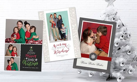 Professional Photo Session with 24, 36, or 60 Holiday Photo Cards at JCPenney Portraits ( Up to 81% Off )