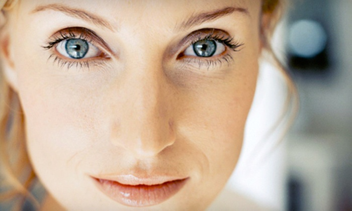 Sunlounge Spa - Multiple Locations: One or Three Exilis Nonsurgical Eyelift Treatments at Sunlounge Spa (Up to 58% Off)