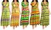 Women's Maxi Dress in Plus Sizes