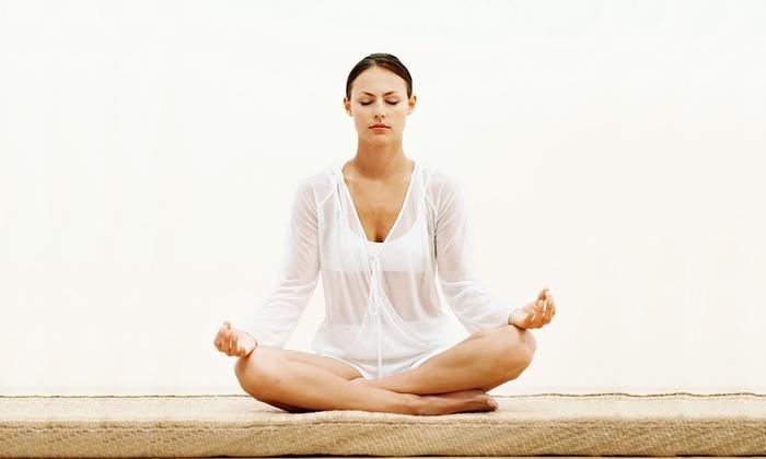 Embrace with Faith Hunter Yoga - Adams Morgan: 5 Yoga Classes, or 5, 10, or 20 Morning Yoga Boot-Camp Classes at Embrace with Faith Hunter Yoga (Up to 68% Off)