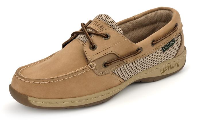Eastland Women S Solstice Boat Shoe