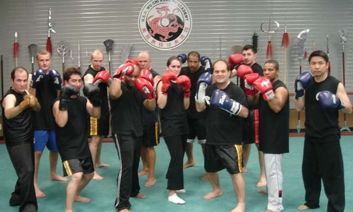 Usa Wuchi Kungfu Academy - Irvington: $50 for $135 Groupon — USA Wuchi Kung Fu School