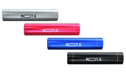 Mota 2,200mAh USB Power Stick