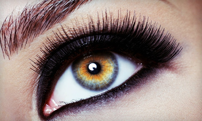 California Concept Salon - Fort Collins: Full Set of Eyelash Extensions with Optional One or Three Retouches at California Concept Salon (Up to 61% Off)