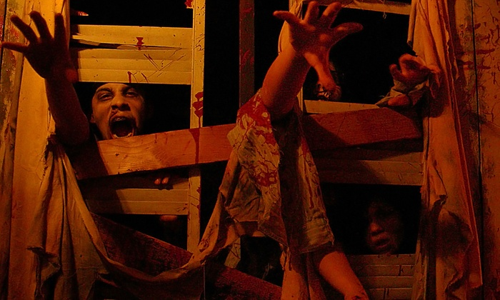 Monster Manor - Mira Mesa: Visit for Two, Four, or Six to Monster Manor (Up to 50% Off)