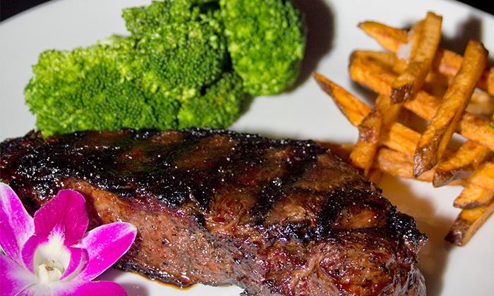 Bastiens Restaurant - Central Denver: $24 for $40 Worth of Steakhouse Cuisine at Bastien's Restaurant