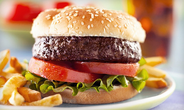 Duffy's - Plaza Village Skyview Center: Burgers, Sandwiches, and Appetizers for Two or Four at Duffy's (Up to 54% Off)