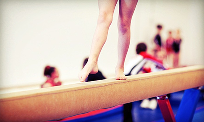 Kelbren Elite Gymnastics - Hudson Business Park: Four or Eight Kids' Gymnastics, Tumbling, or Fitnastics Classes at Kelbren Elite Gymnastics (Up to 55% Off)