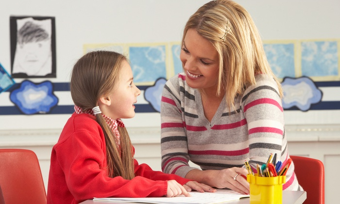 The Tutoring Center in Suwanee - Suwanee: $99 for Four Tutoring Sessions and a Diagnostic Assessment at The Tutoring Center in Suwanee (Up to $325 Value)