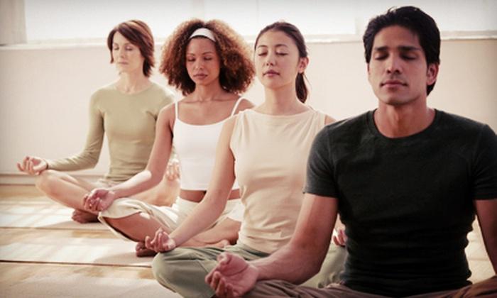 Balance Yoga Studio - Wakefield: 5 or 10 Classes at Balance Yoga Studio (Up to 58% Off)