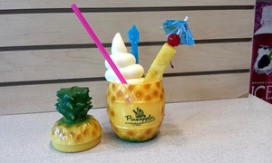 Pineapple Park Las Vegas: Dole Whip Frozen Soft Serve and Desserts at Pineapple Park Las Vegas (48% Off). Two Options Available.